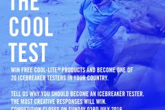 #CoolTest: Become one of 20 Icebreaker kit testers in your country