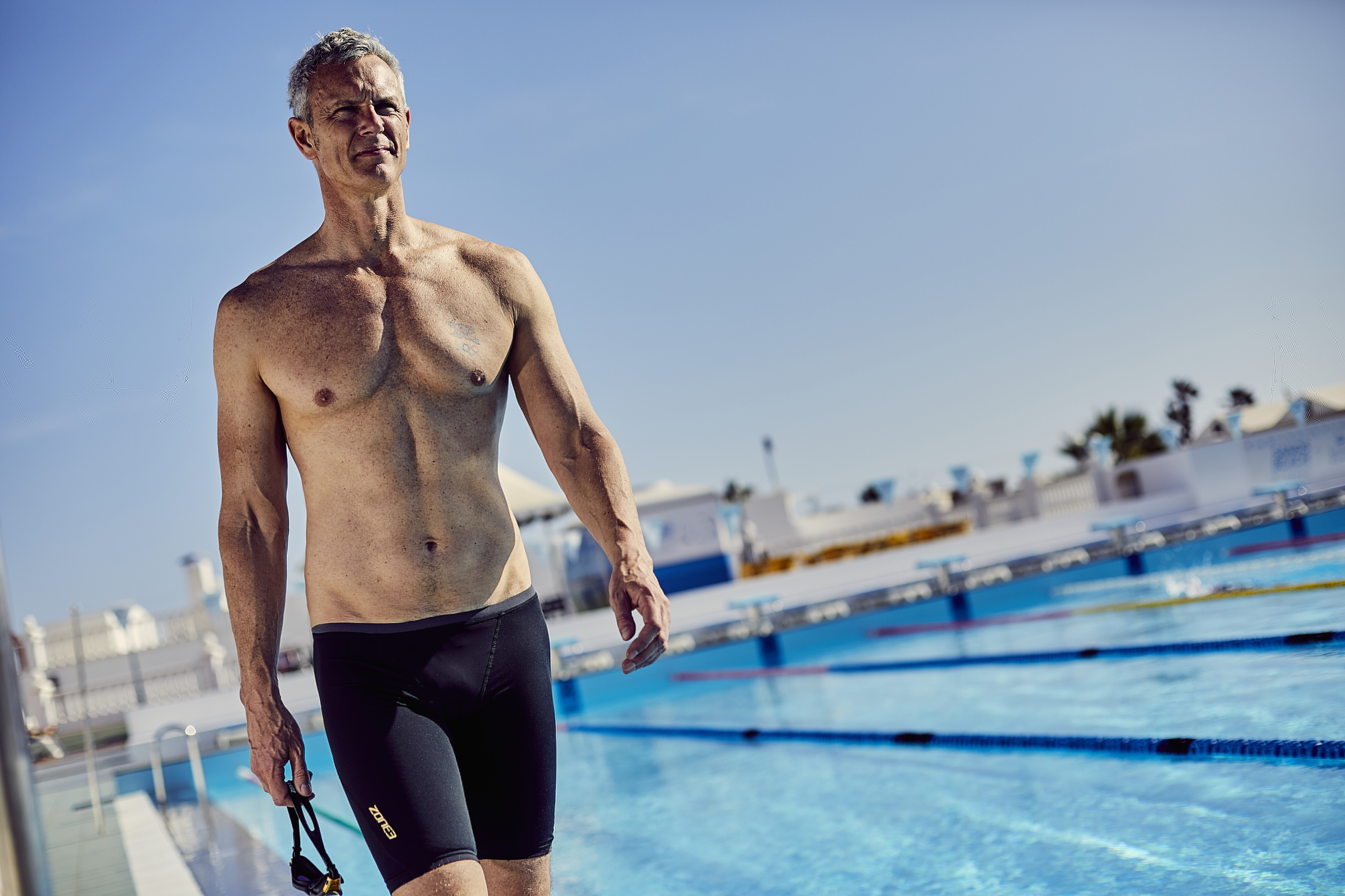 Mark Fosters tips for improving your swimming technique
